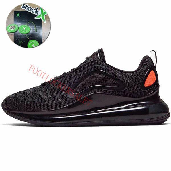 #8 JDI Black Orange