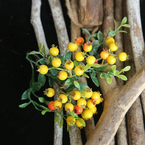 Amarillo naranja