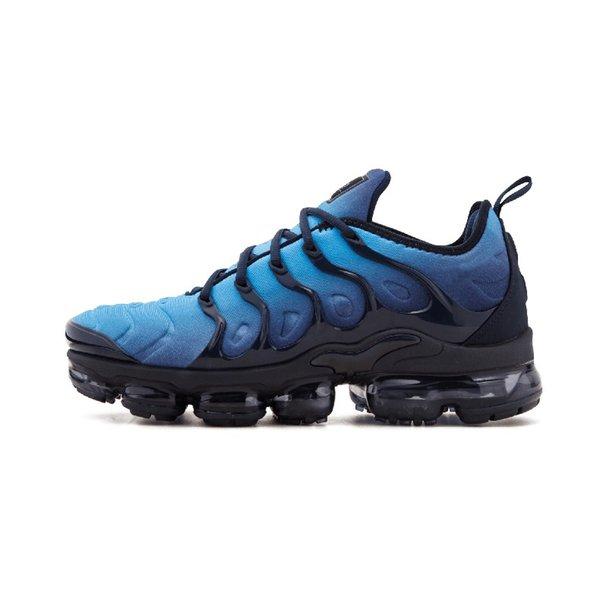 2018 Erkekler Koşu Ayakkabıları TN Artı Zeytin Metalik Beyaz Gümüş Colorways Paketi Üçlü Siyah Erkekler Ayakkabı ücretsiz kargo
