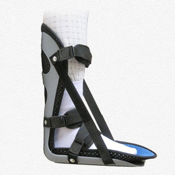 Ankle Support Brac Foot Drop Splint Guard Sprain Orthosis Fractures Ankle Braces For Plantar Fasciitis Heel Pain