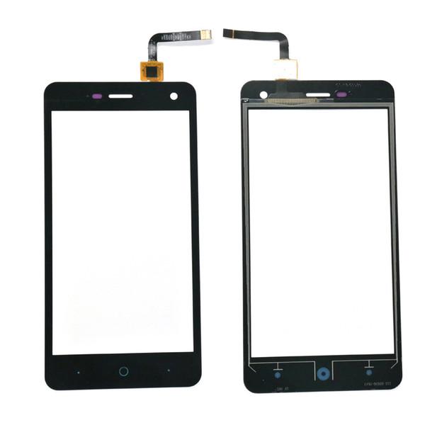 Per il colore dello schermo ZTE Blade L3 Capacitive Touch digitalizzatore sostituzione vetro anteriore TouchScreen nero