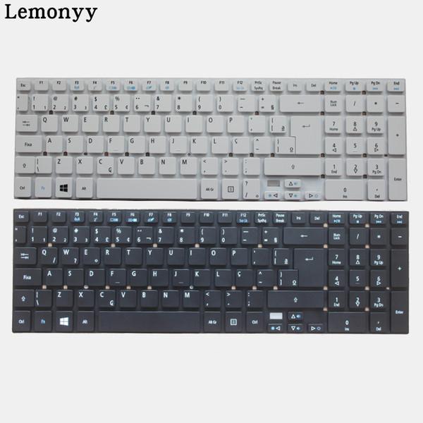 Novo BR teclado Para ACER Aspire E1-522 e1-510 E1-530 E1-530G E1-572 E1-572G E1-731 E1-731G E1-771 Brasil Teclado Do Laptop