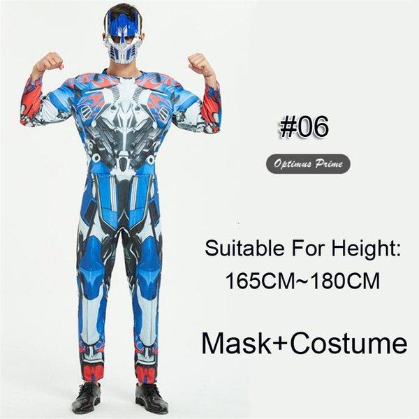 #06 Optimus Prime