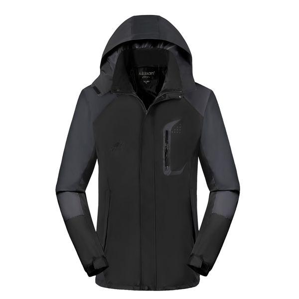Masculina Großhandel Wasserdicht 4XL Outwear Männer Herbst Mantel Größe Jacken Plus 2019 Frühling Jaqueta Winddicht Herren Neue Von Armee Jacke orxWdCBe