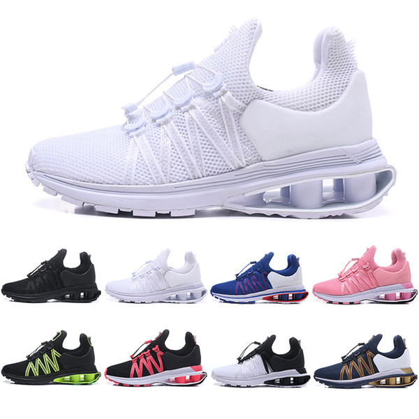 Hot Sale Shox Gravity 908 Running Shoes For Men Women Chaussures triple s 809 Sports Sneakers Mens Trainers Designers Shoe US 5.5-12