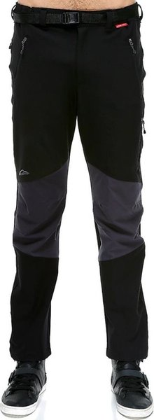 Evolite Evolit Point Softshell Ski / Snowboard Pants Black / Gray Ship from Turkey HB-003928066