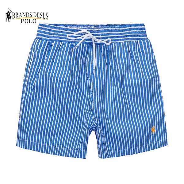 Wholesale-2019 Brand New high quality shorts Men's Shorts Mens Summer Beach Surf Swim Sport Swimwear
