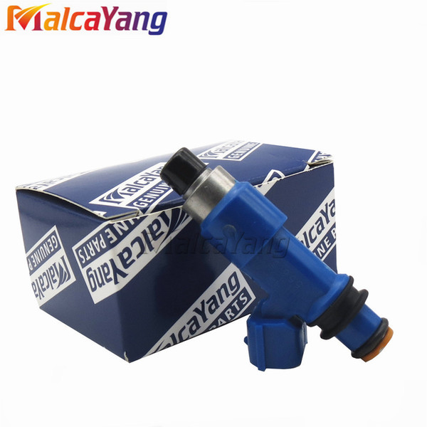 """Flow Test 4PCS 16611-AA720 Fuel Injector 550CC """"Navy Blue"""" for Subaru Forester Impreza WRX 2.5L H4 Nozzle injection 16611AA720"""