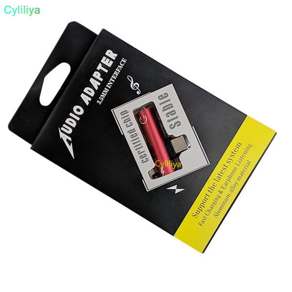 2в1 адаптер Dual Audio наушники Charge Splitter телефон адаптер музыкальный адаптер для Samsung s10 s9 S8 плюс HUAWEI типа С