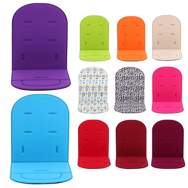 accessories Pushchair Pad Pram Liner Breathable Cotton Cushion Car Seat Padding Liners Mattress Baby Stroller Accessories