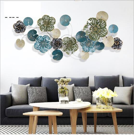 2019 Nordic Iron Wall Hanging Creative Three Dimensional Wall Decorations  Simple Modern Living Room Bedroom Wall Decoration From Meow_householdes, ...