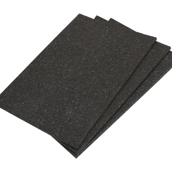 Soundlproof Carpet Sound Insulation Blanket sound processing Rubber Insulation Acoustical fire resistance sound insulation damping felt Soundlproof Carpet Underlayment Rubber Shock Damping Mat For Disco