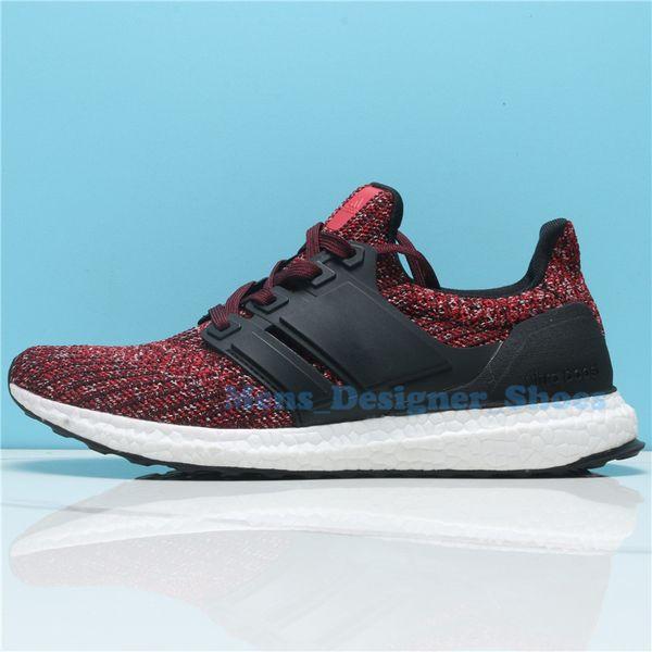 4.0 Red Black