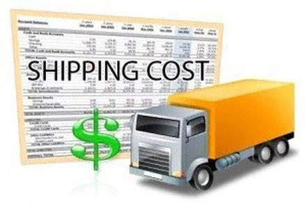 shipping cost extra