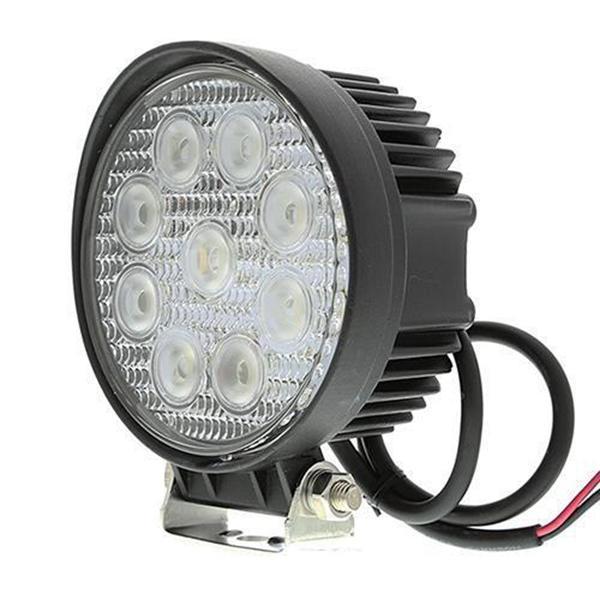 4 Inch 27W 12V 24V LED Work Light Spot Flood Lamp for Motorcycle Tractor Truck Trailer CEC_419