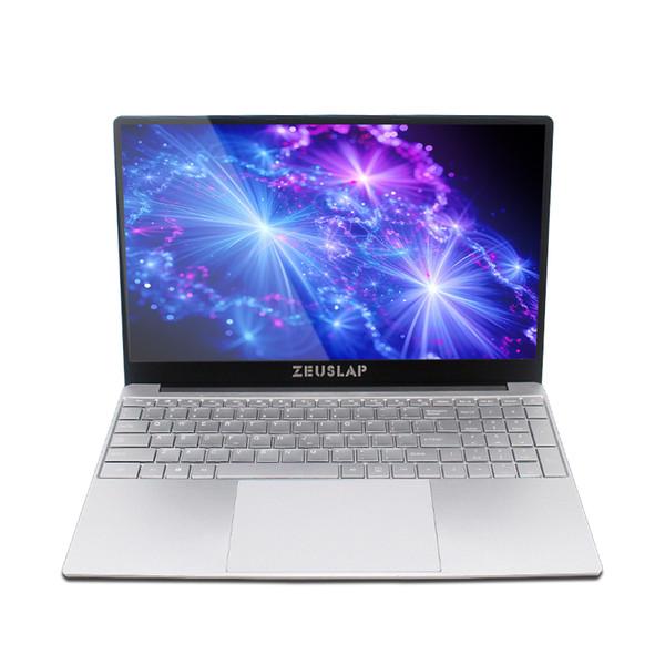 15.6 inç intel Core i3 8G RAM Ile Oyun Dizüstü Bilgisayarlar 128 GB SSD Dizüstü Bilgisayar Dizüstü Ultrabook Aydınlatmalı IPS WIN10