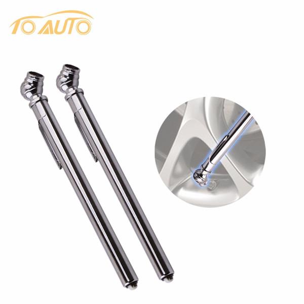 5-50PSI Auto Vehicle Car Motor Tyre Tire Air Pressure Mini Test Meter Gauge Pen