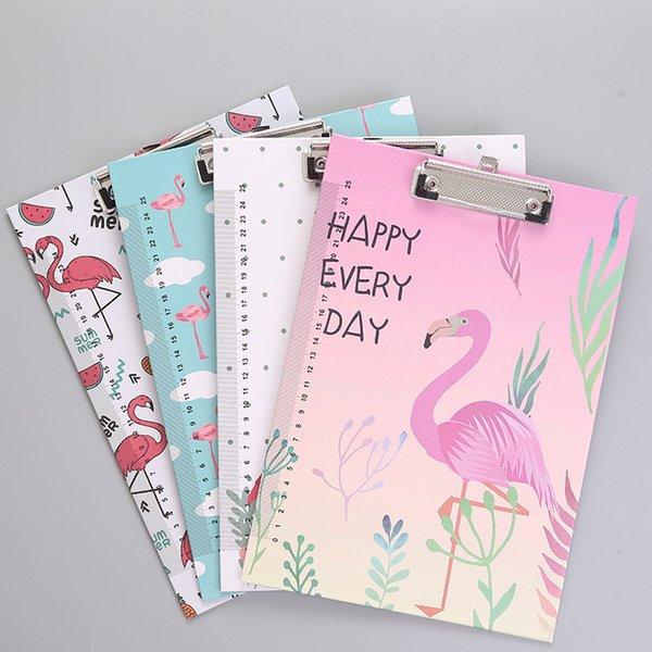 Flamingo Board Clip