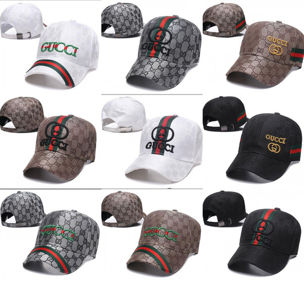 Novo Designer de osso Curvo viseira Casquette boné de beisebol das mulheres gorras pai de golfe polo chapéus capas para homens hip hop Snapback Caps de Alta qualidade