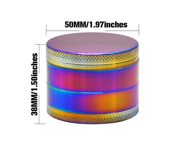 50 * 38 mm (1,97 * 1.50inch)