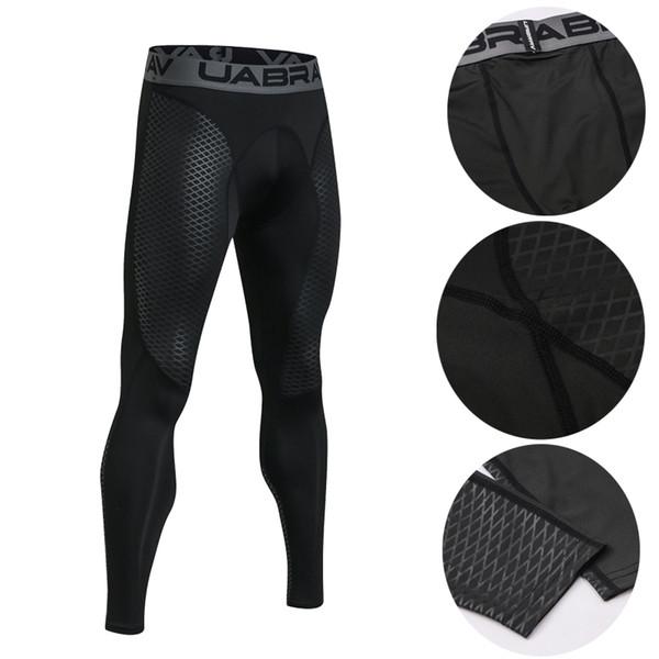Designer Leggings running basketball Mens compression pants gym body building outdoor training jogging trousers mens designer trousers