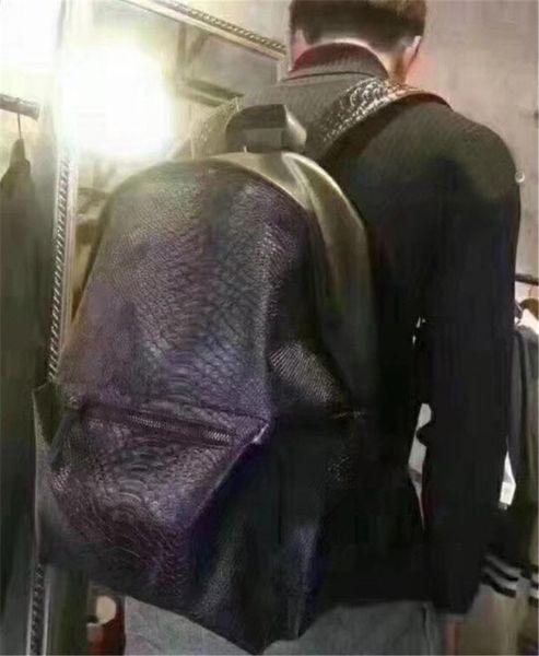 Luxury Designer Backpack Serpentine Shoulder Bag Travel Backpacks Best Sellong Fashion Style Womens Bags Men Women Economic Bags Hot