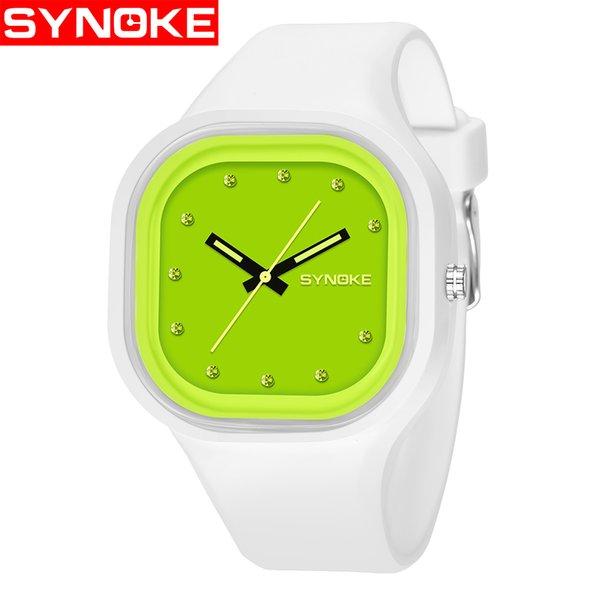 الأخضر الأبيض