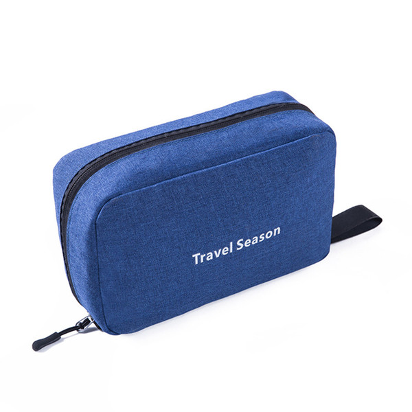 Travel Toiletry Wash Bag Pouch Organizer Waterproof Portable Hanging Makeup Cosmetic