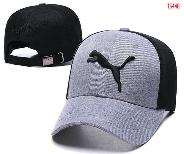2020 Luxury Designers PUM Caps Classique Allemagne Marques Chapeaux os brodé Hommes Femmes Couvre-chef de la casquette de golf de sport Polo Cap 11