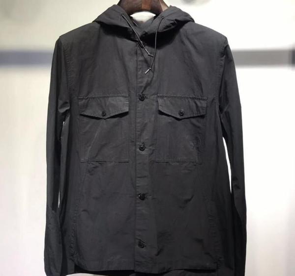 디자이너 남성 자켓 럭셔리 브랜드 돌 나일론 윈드 브레이커 재킷 청소년 남성과 여성 패션 재킷 블랙 옐로우 핑크 그린