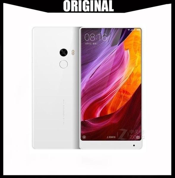 Whoelsale Original Xiaomi Mi MIX 6.4 Inch Full Screen Snapdragon 821 6GB RAM 256GB ROM 2040x1080P Unlocked Phones 4g Lte Smartphones