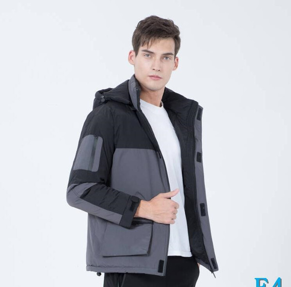 Luxury Mens Designer Jackets Winter Brand Down Jackets with Letters Fashion Mens Sportswear Parkas Face North Top Clothings Size L-4XLE4