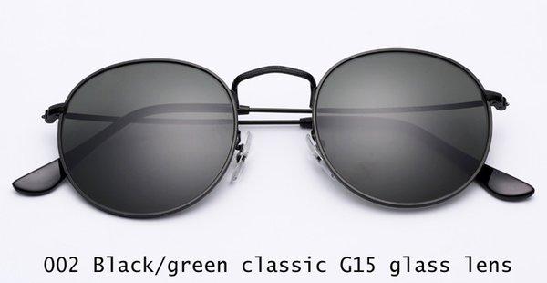 002 schwarz / G15 Glaslinse