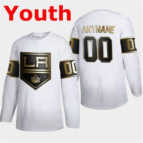 Youth White 2019 Golden Edition