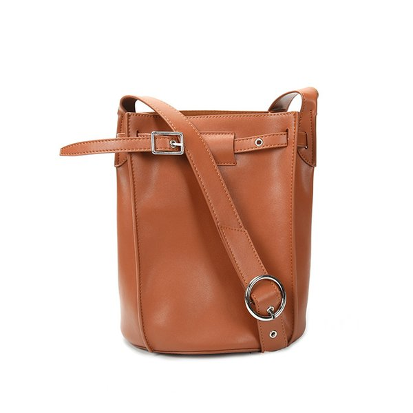 Luxury Classic Designer Brand Inspired cowhide High Quality big bag Bucket Bags Quilted Crossbody Shoulder Purse For Women