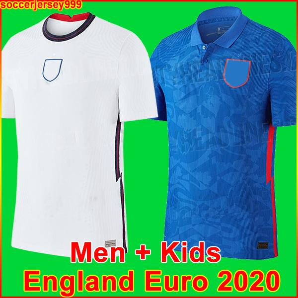 best selling England soccer jersey Euro cup 2020 KANE STERLING VARDY RASHFORD DELE 20 21 national teams football shirt men + kids kit uniforms 999