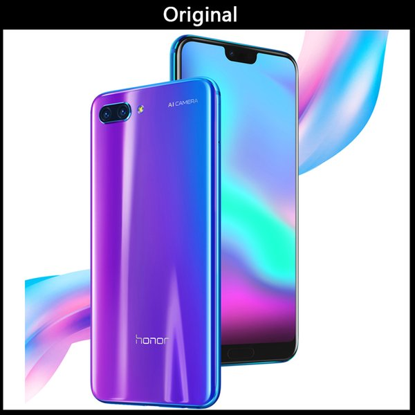 Original Huawei Honor Note 10 Global Firmware Unlocked Cell Phone Octa Core 64GB/128GB Dual Rear Camera 24MP 6.95inch Android 8.0