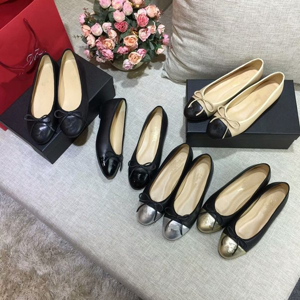 HOT sales Fashion Women Rivet Shoes Flats Genuine Leather Ankle Strap Pointed Toe Studded valentine Shoe Ballerinas free ship xinfa18031708
