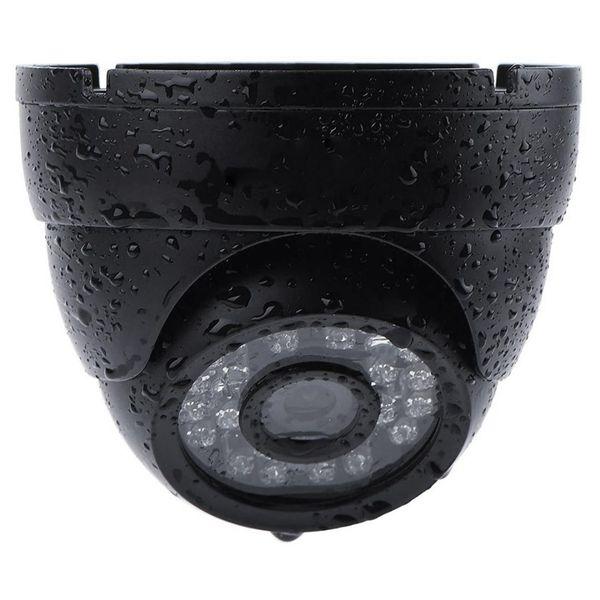 Câmera de segurança do CCTV do CMOS da cor CMOS de 1/4 de polegada 1080P, visão nocturna do dia do corte do IR, lente larga do ângulo de 3.6mm, embalagem do metal da prova do tempo,