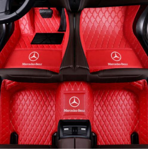 best selling For Mercedes-Benz CLA180 CLA200 CLA250 CLA45AMG 2014-2019 Waterproof floormat