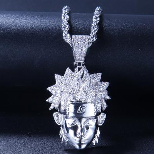 Corrente de torção 3mm * 24inch de prata