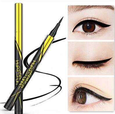 Cheap Cool black quick-drying Eyeliner waterproof no blooming eyeliner liquid Eyeliner pen Makeup eyes beauty free ship 50