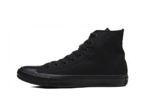 all black High