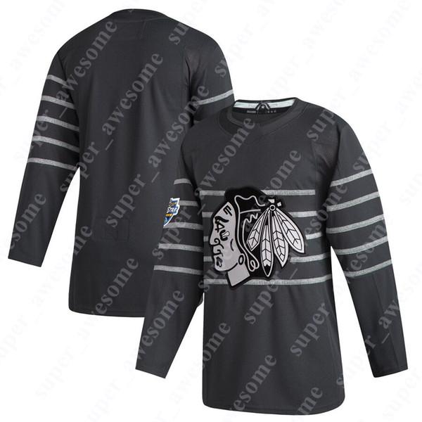 Chicago Blackhawks Gray.