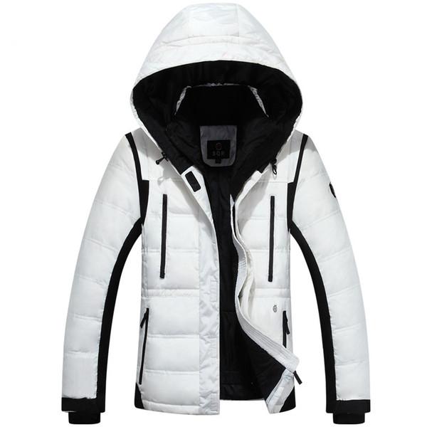 Envío gratis 2018 chaqueta de esquí de invierno para mujer a prueba de viento snowboard nieve impermeable al aire libre chaqueta de esquí de montaña para mujer abrigo