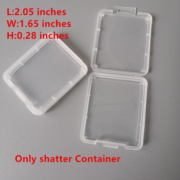 Regular Shatter Container