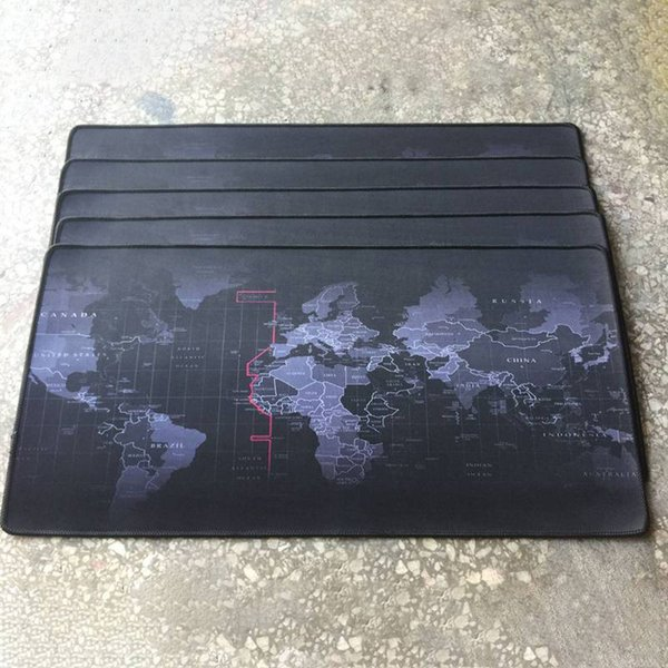 Boutique Mouse Pad Keyboard pad Non-slip Rubber Muismat Gaming Office Home Mouse Desk pads 400*900*2mm