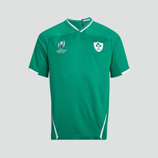 Irlanda IRFU 2019 JERSEY taglia S-XXXL Maglia da rugby di alta qualità con spedizione gratuita