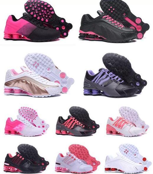 2019 Yeni Tasarım Kadınlar R4 koşu ayakkabıları ucuz Chaussures OZ NZ 301 eğitici TESLİM Siyah Beyaz Yastık Zapatillas Ayakkabı Artan