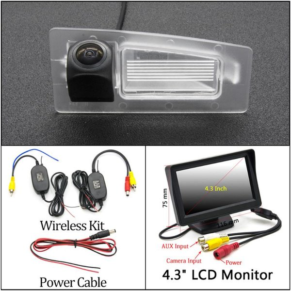 Cam Wireles 4.3 LCD